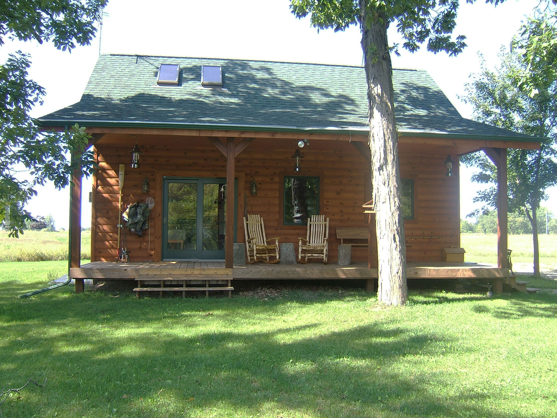 for lakefront lake willowbreeze cottages in shawano rent wisconsin bg cottage