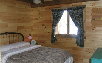 Rent the perfect cabin for hunting trips, fishing trips & more.